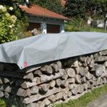 Abdeckplane für Brennholz Gartenmöbel, Pools, Autos und mehr