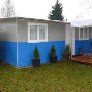 Campingplane für den Einsatz auf Campingplätzen