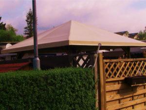 Campingplane - Plane für Zelte, Pavillons oder Vorzelte von Wohnwagen