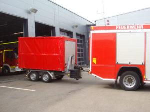 LKW Plane für Container, Anhänger und Transporter
