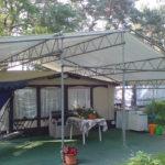 Pavillon Schutzplane für Camper