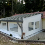 Terrassen Plane für Carports oder Terrassen